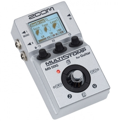 ZOOM MS-50G MultiStomp 기타 이펙터